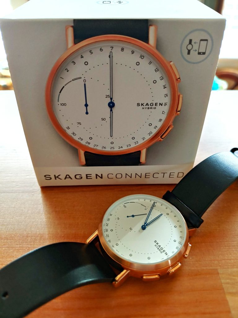 Skagen Signatur Hybrid Smartwatch Review The Cultured Collective